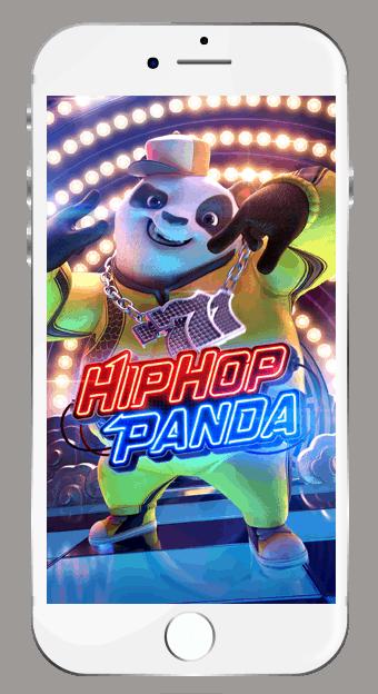สล็อตแตกง่ายที่สุด เล่นเกม PG Slot Hip-Hop-Panda
