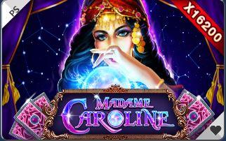 รีวิวเกมสล็อตทดลองเล่นฟรี Madame Caroline