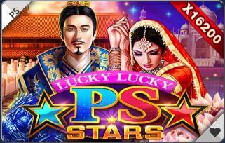 PS Stars Lucky Lucky