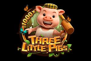 เกมสล็อต Three Little Pigs ลูกหมูสามตัว